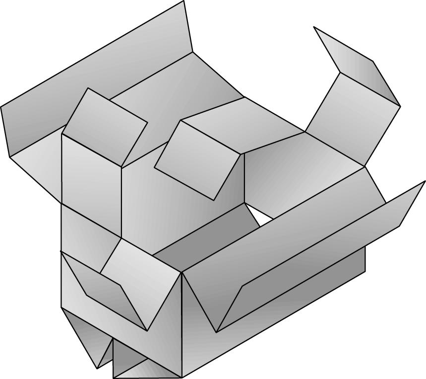Schemazeichnung der Machart